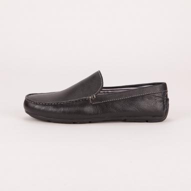 Μαύρα loafers S&G