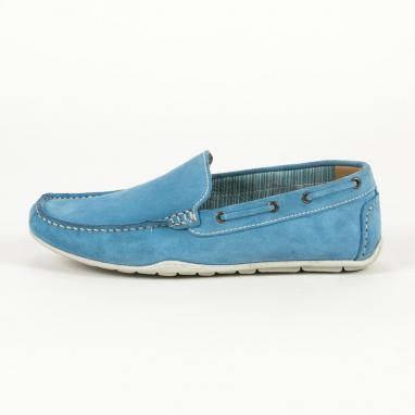 Σουέντ ανδρικά loafers