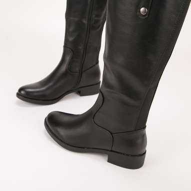 Μπότες ιππασίας με λάστιχο