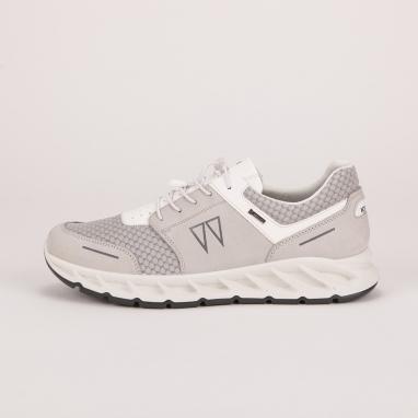 Ανατομικά γκρι αθλητικά παπούτσια IGI&CO