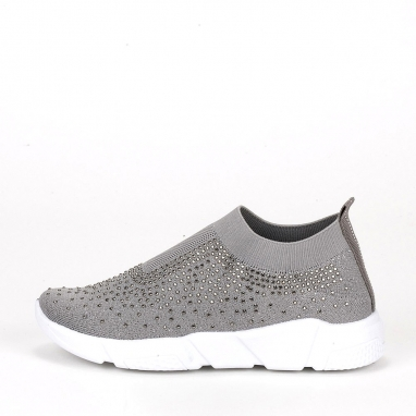 Sneakers με στρας